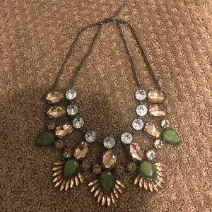 Green BaubleBar Necklace
